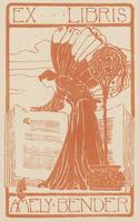 Amely Bender Bookplate