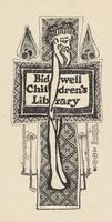 Bidwell Children's Library Bookplate