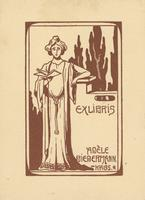 Adéle Biedermann-Kaus Bookplate