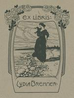 Lydia Brehmer Bookplate