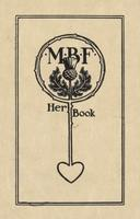 M.B. Fisher Bookplate