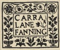 Carra Lane Fanning Bookplate