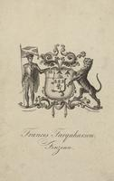 Frances Farquharson Bookplate