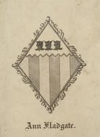 Ann Fladgate Bookplate