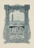 Helenae Forsmann Bookplate