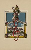Else Franke Bookplate