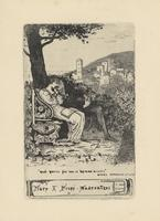 Mary T. Fripp-Androutzos Bookplate