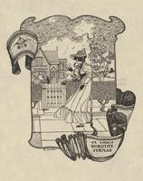 Dorothy Furman Bookplate