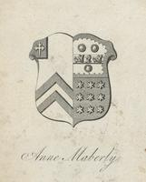 Anne Maberly Bookplate