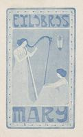 Mary Bookplate