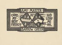 Amy Master Bookplate