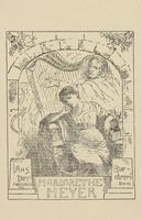 Margarethe Meyer Bookplate