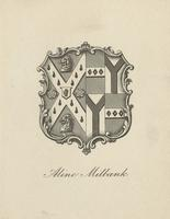 Aline Milbank Bookplate
