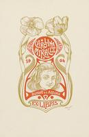 Carolina Miracle Bookplate