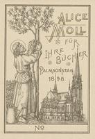 Alice Moll Bookplate