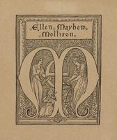 Ellen Mayhew Mollison Bookplate