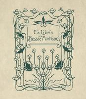 Bessie Morrison Bookplate