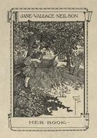 Jane Wallace Neilson Bookplate