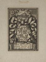 Grace and Orchard Neville Bookplate