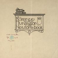 Florence Huntington Newton Bookplate