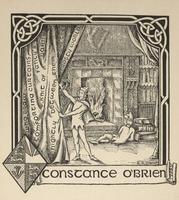 Constance O'Brien Bookplate