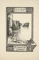 Florence O'Brien Bookplate