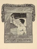 Anna Oelsner Bookplate