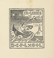 BCPL Oil Bookplate