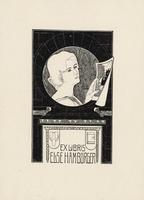Else Hamburger Bookplate