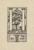 Irene Hardy Bookplate