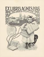 Agnes Has Bookplate