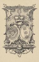 Princess Hatzfeld-Trachenberg Bookplate