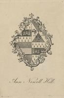 Ann Newell Hill Bookplate