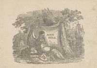 Ann Hill Bookplate