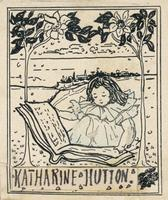 Katharine Hutton Bookplate