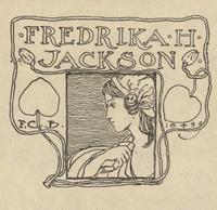 Fredrikah Jackson Bookplate