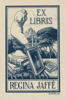 Regina Jaffé Bookplate
