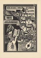 Rose Jelf-Sharp Bookplate