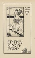 Edith A. Kingsford Bookplate