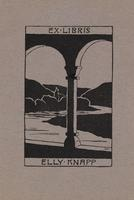 Elly Knapp Bookplate