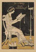 Elsa Koeberle Bookplate