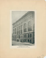 Berkeley School, 44th St., 1894