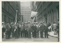 General Society of Mechanic's and Tradesmen Flag Day Parade, 1931