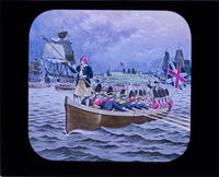 British Evacuating New York
