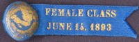 Female Graduate Ribbon