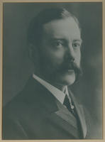 GSMT President Portrait, William H. Oliver