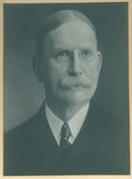 GSMT President Portrait, Lewis W. Harrington