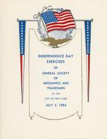 GSMT Independence Day Celebration Program, 1984
