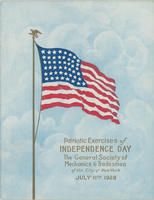 GSMT Independence Day Program, 1928