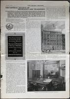 GSMT Article in the Music Trades Magazine, 1905